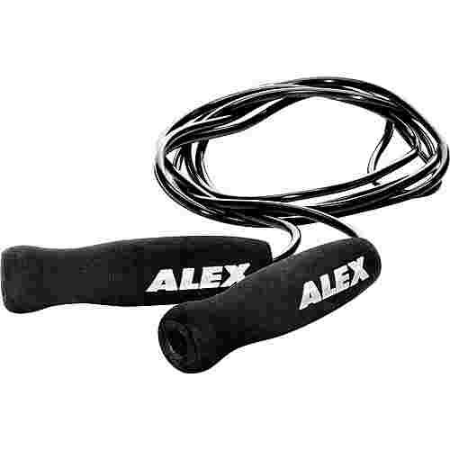 ALEX Springseil schwarz