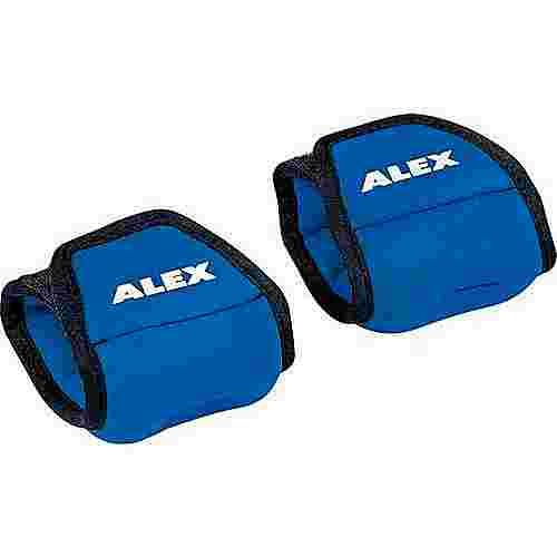 ALEX Gewichtsmanschette blau