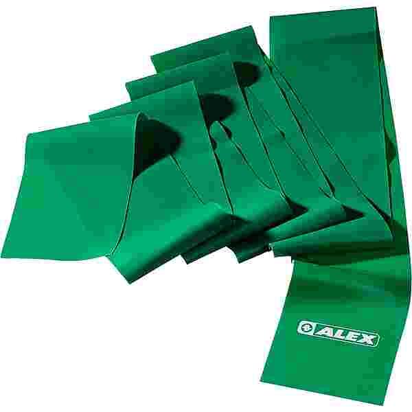 ALEX stark Gymnastikband grün