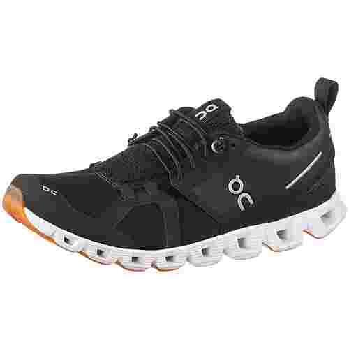 ON Cloud Terry Sneaker Damen black-white
