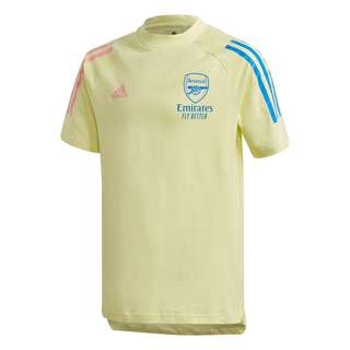 adidas FC Arsenal T-Shirt T-Shirt Kinder Gelb