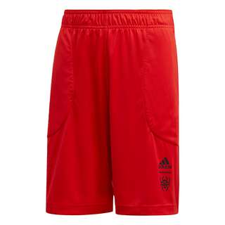 adidas D.O.N. Issue #2 Shorts Funktionsshorts Kinder Rot