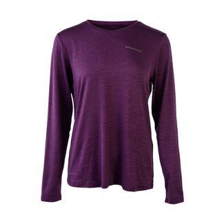 Endurance Langarmshirt Damen 4105 Deep Purple