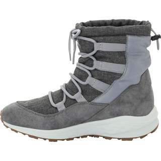 Jack Wolfskin NEVADA TEXAPORE MID Winterschuhe Damen grey-white