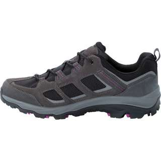 Jack Wolfskin VOJO 3 TEXAPORE LOW Wanderschuhe Damen dark steel-purple