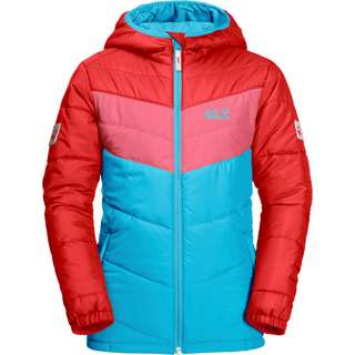 Jack Wolfskin Three Hills Funktionsjacke Kinder atoll blue