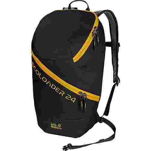 Jack Wolfskin Rucksack ECOLOADER 24 PACK Daypack black