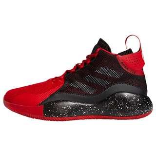 adidas D Rose 773 2020 Schuh Basketballschuhe Herren Scarlet / Core Black / Cloud White