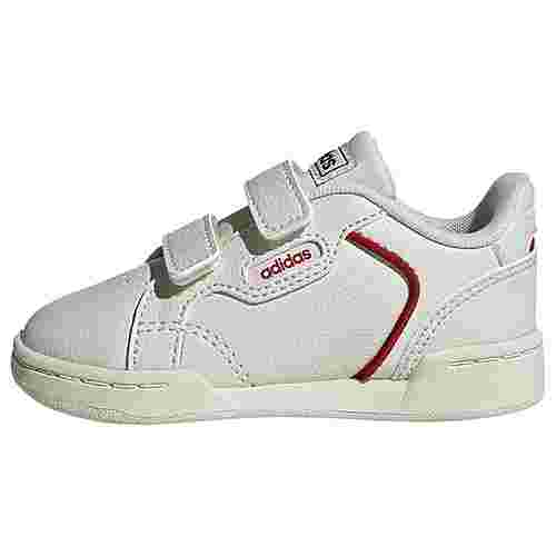 adidas Roguera Schuh Laufschuhe Kinder Raw White / Raw White / Active Maroon