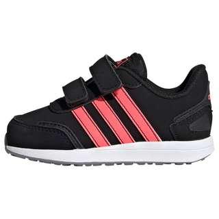 adidas VS Switch Schuh Laufschuhe Kinder Core Black / Signal Pink / Glory Grey