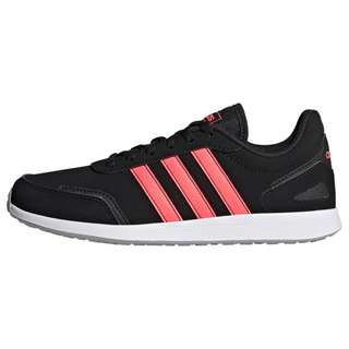adidas VS Switch Schuh Laufschuhe Kinder Core Black / Signal Pink / Glory Grey