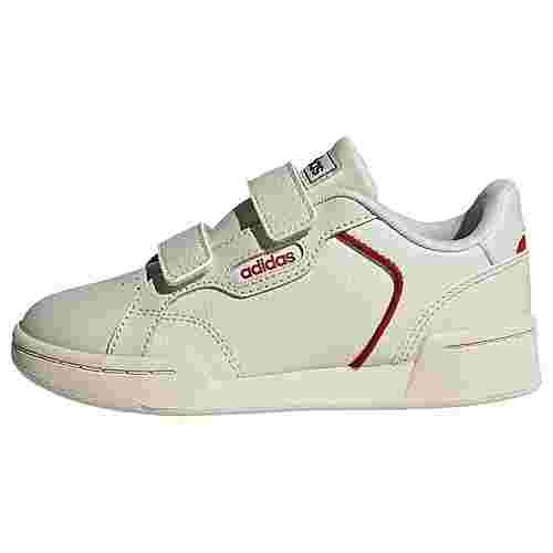 adidas Roguera Schuh Laufschuhe Kinder Raw White / Raw White / Active Maroon