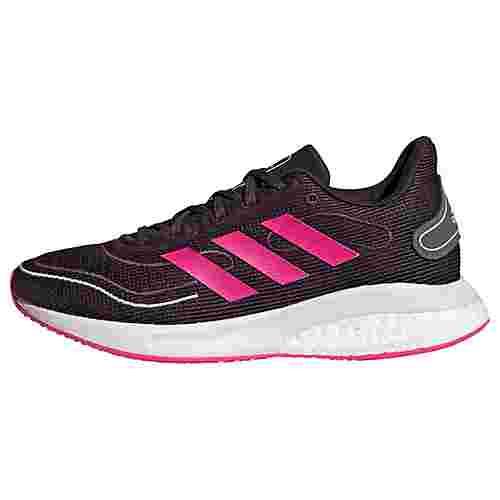 adidas Supernova Laufschuh Fitnessschuhe Kinder Noble Purple / Noble Purple / Shock Pink