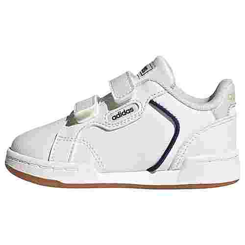 adidas Roguera Schuh Laufschuhe Kinder Cloud White / Cloud White / Tech Indigo