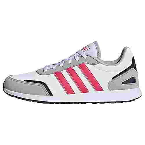 adidas VS Switch Schuh Laufschuhe Kinder Cloud White / Power Pink / Legend Ink