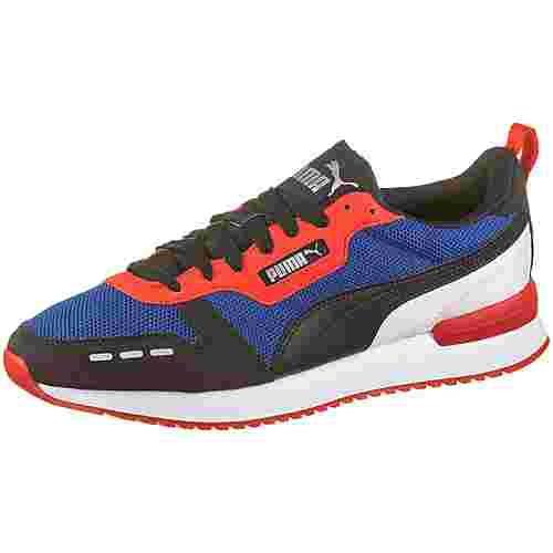 PUMA R78 Sneaker Herren limoges-puma black-high risk red