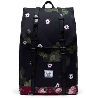 Herschel Rucksack Retreat Daypack fine china floral