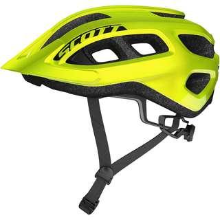 SCOTT Helmet Supra (CE) Fahrradhelm yellow fluorescent