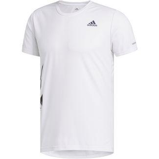 adidas Run it Funktionsshirt Herren white