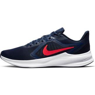 Nike Downshifter 10 Laufschuhe Herren midnight navy-laser crimson
