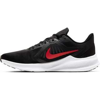 Nike Downshifter 10 Laufschuhe Herren black-university red-white