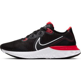 Nike Renew Run Laufschuhe Herren black-white-university red