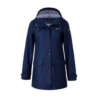 Dingy Weather Friesennerz Outdoorjacke Damen dunkelblau