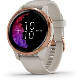 Garmin VENU Fitness Tracker light sand/rose gold