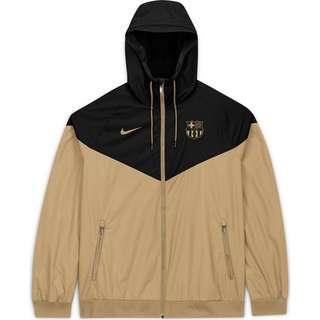 Nike FC Barcelona Windbreaker Herren jersey gold-black-jersey gold