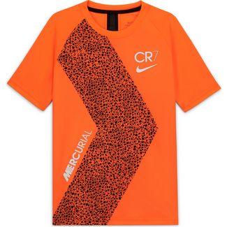 Nike CR7 Funktionsshirt Kinder total orange-black-white