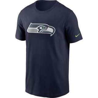 Nike Seattle Seahawks T-Shirt Herren college navy