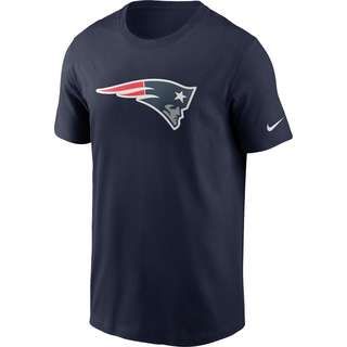 Nike New England Patriots Fanshirt Herren college navy