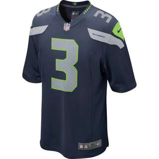 Nike Russel Wilson Seattle Seahawks American Football Trikot Herren college navy