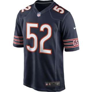 Nike Khalil Mack Chicago Bears Trikot Herren marine