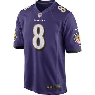 Nike Lamar Jackson Baltimore Ravens American Football Trikot Herren new orchid