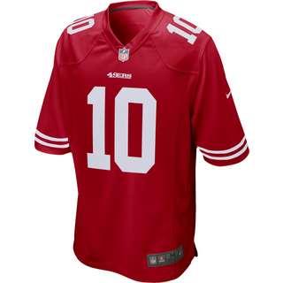 Nike Jimmy Garoppolo San Francisco 49ers Trikot Herren gym red