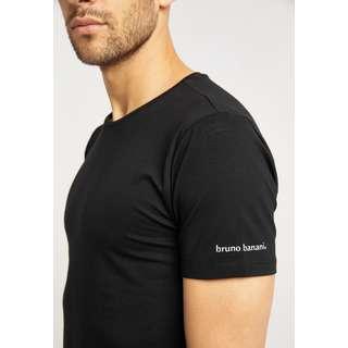 BRUNO BANANI T-Shirt Herren Schwarz