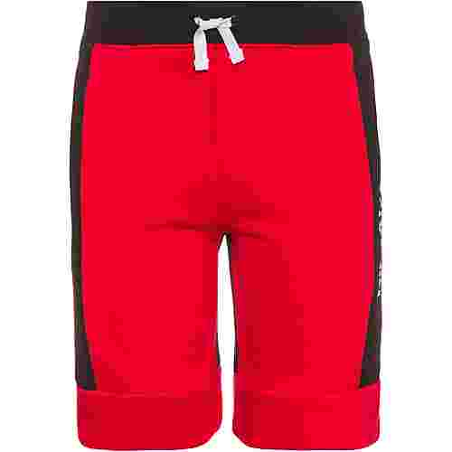 Nike AIR Shorts Kinder black-university red