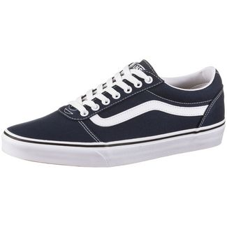 Vans Ward Sneaker Herren dress blues-white