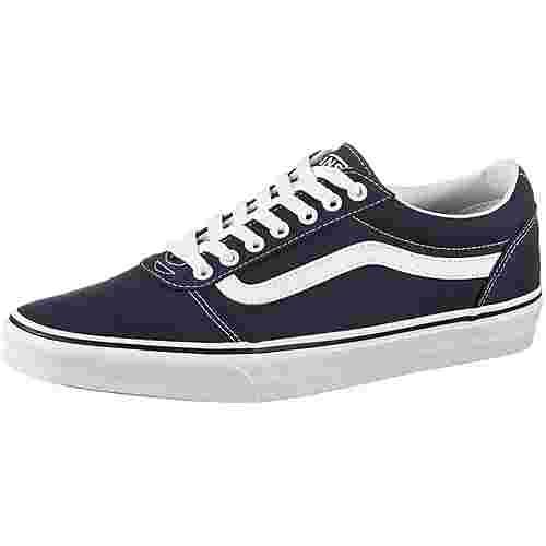 Vans Ward Sneaker Herren dress blues-white
