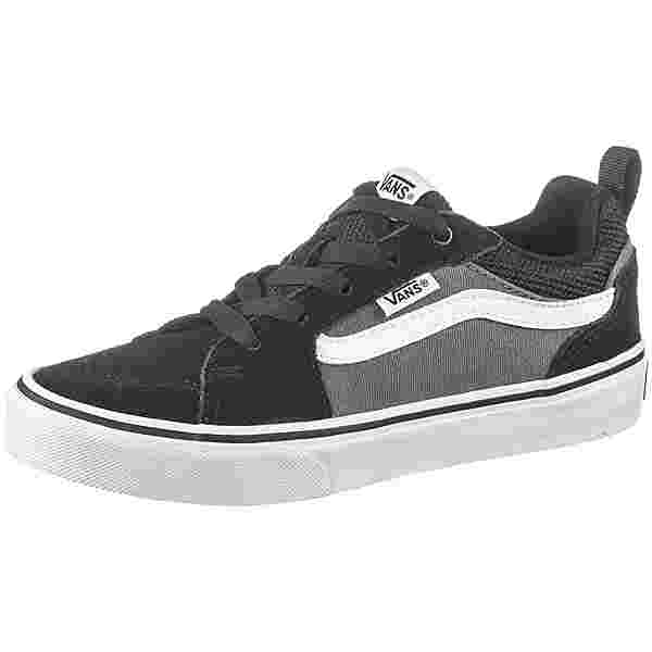 Vans Filmore Sneaker Kinder black-pewt