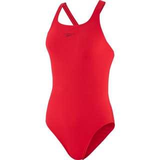 SPEEDO Schwimmanzug Damen red
