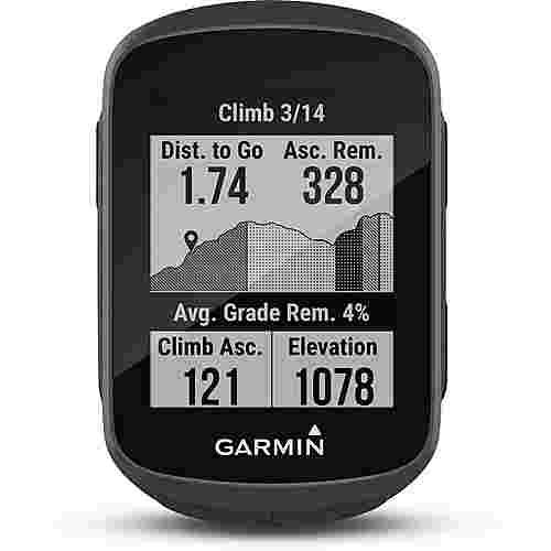 Garmin Edge 130 Plus Fahrradcomputer schwarz