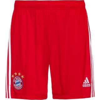 adidas FC Bayern 20/21 Heim Fußballshorts Herren fcb true red