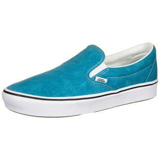 Vans ComfyCush Slip-On Sneaker Herren türkis