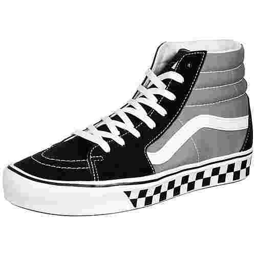 Vans Tape Mix ComfyCush Sk8-Hi Sneaker Herren schwarz / grau
