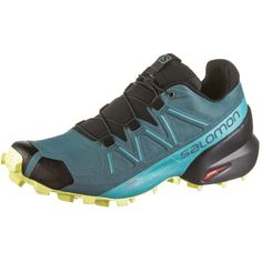Salomon Speedcross 5 Trailrunning Schuhe Damen north atlantic-black-charlock
