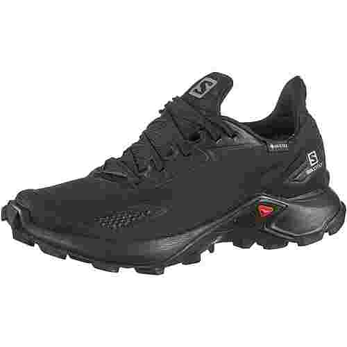 Salomon GTX® ALPHACROSS BLAST Multifunktionsschuhe Damen black-black-black