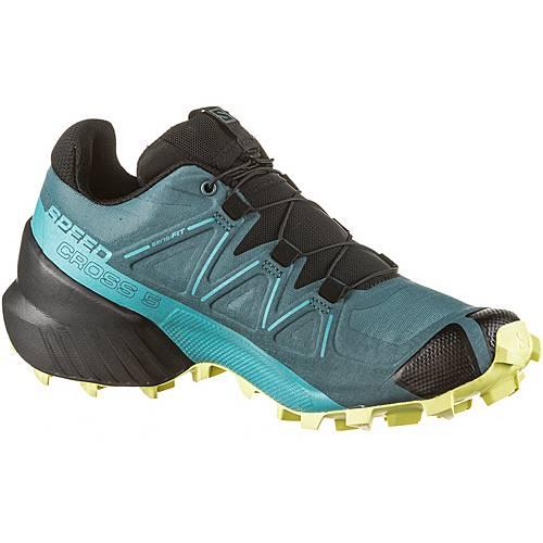 Salomon Speedcross 5 Trailrunning Schuhe Damen north atlantic black charlock im Online Shop von SportScheck kaufen