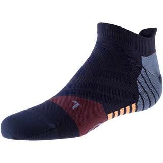 ON Low Sock Laufsocken Damen midnight-tan